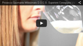 play video prosecco millesimato